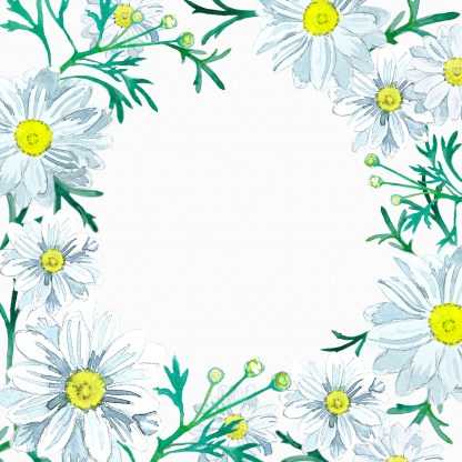 daisy ring template