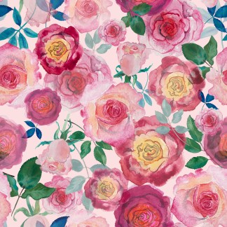 love rose pattern