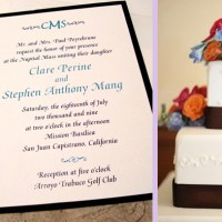 Real Wedding: clare + steve = chemistry