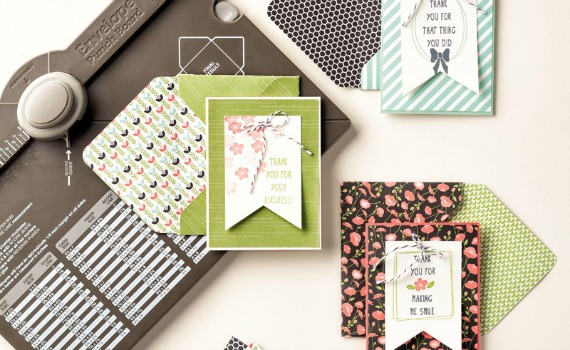 Quick Craft Show Stampin Up