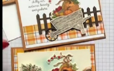 Autumn Goodness Stampin' Up