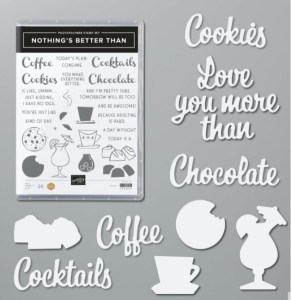 Too stinking cute, Coffee stamps and dies, cocktails stamps and dies, cookies stamps and dies,  Love you more than dies, greeting cards, handmade greeting cards, how to make quick and easy cards,  fun cards to make,