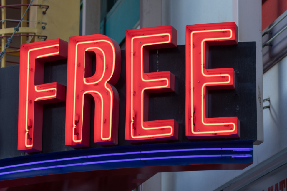 FREE!   FREE!   FREE!