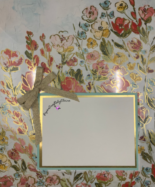 Sneak Peak: Fine Art Floral Suite Scrapbook