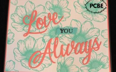 Forever & Always Handmade Cards