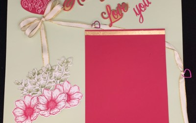 How to add gilding to scrapbook pages
