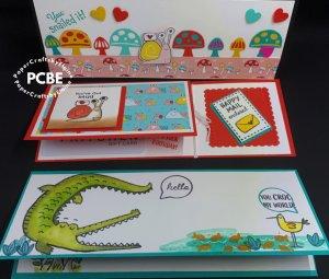 slim line cards and envelopes, Greeting cards, Birthday cards, handmade birthday cards, instructions for slim line cards and envelopes