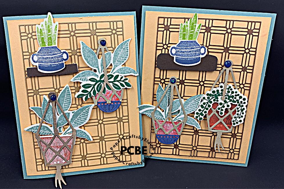 Stampin\' Up Plentiful Plants Bundle