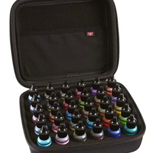 ink refill carrying case, how to store ink refills.