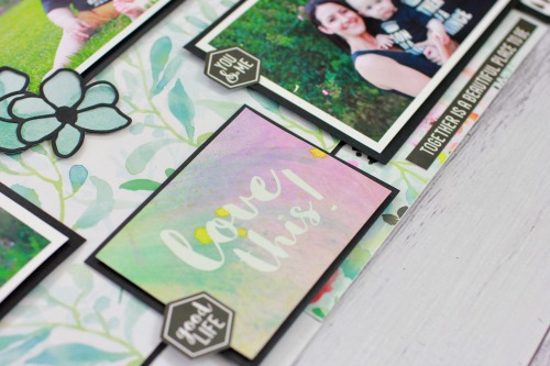How to Make a Double Layout Tutorial by Alicia McNamara