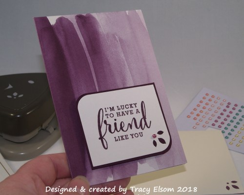 1473 A Friend Like You Card