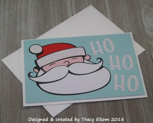 1547 Ho-Ho-Ho Christmas Card