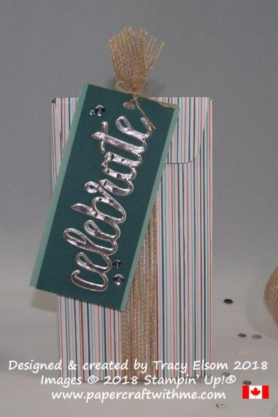 Gift Bag Punch Board Rediscovered