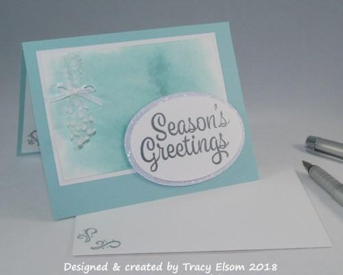 1562 Seasons Greetings Card