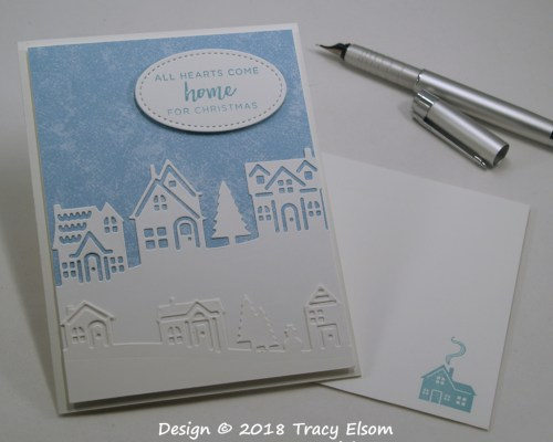 1623 Hearts Come Home Card