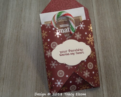 P38 Hot Chocolate Sachet Pouch