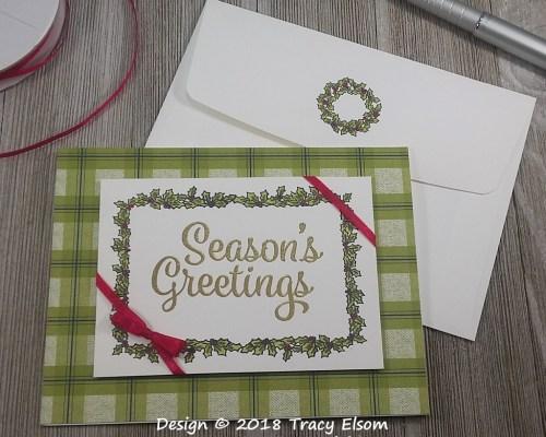 1657 Chocolate Box Greetings Card