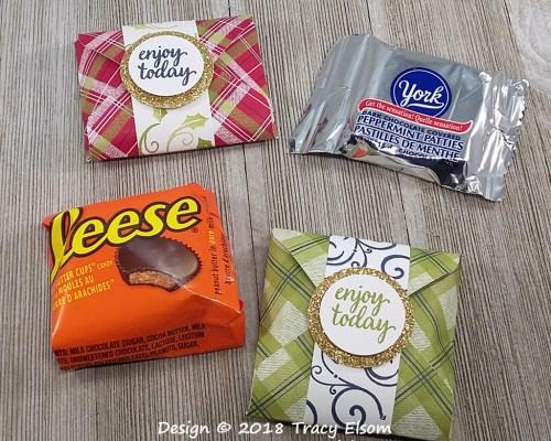 P40 Patty Pockets (snack size treats)