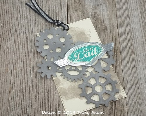 Best Dad Gift Tag