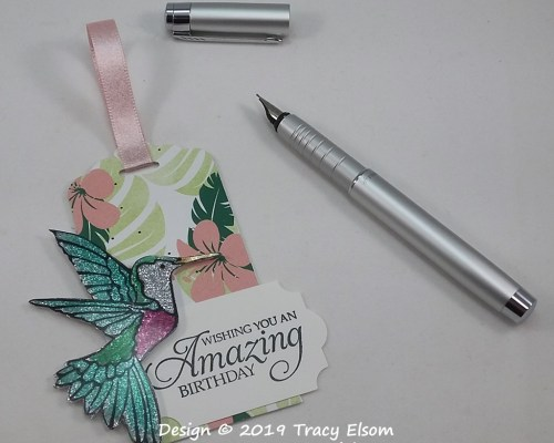 Amazing Hummingbird Tag