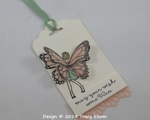 Fairy Wishes Tag