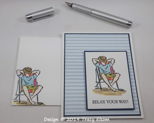 1785 Relax Your Way Card