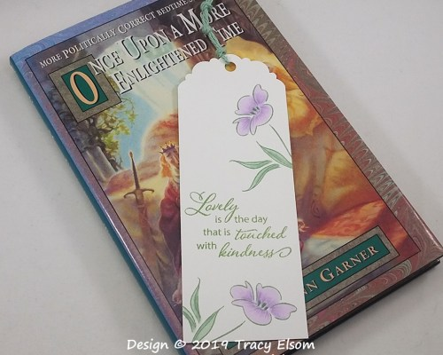 BM239 Lovely Day Bookmark