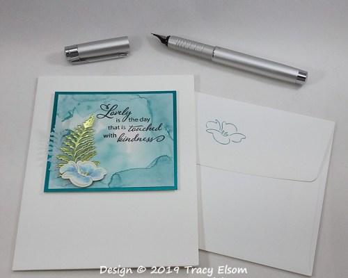 1808 Lovely Kindness Card