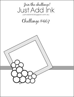 Just Add Ink sketch challenge #JAI467 (July 26 to 31, 2019)