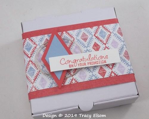 Diamond Promotion Pizza Box