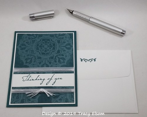 1820 Thinking of You Card
