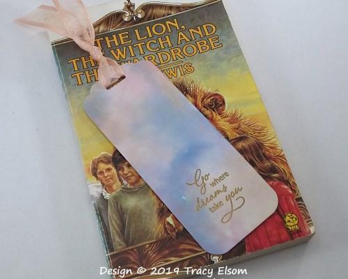 BM262 Watercoloured Dreams Bookmark