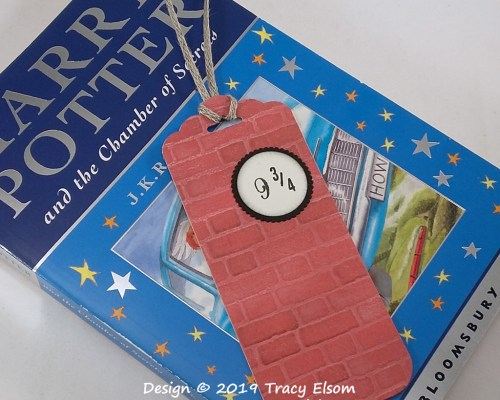 BM271 Platform 9¾ Bookmark