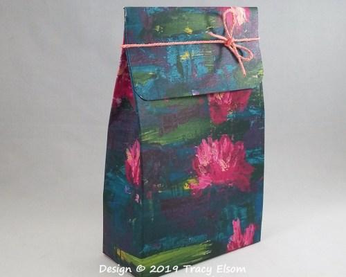 BB59 Waterlily Gift Bag