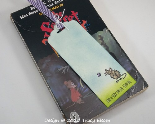BM283 Special Mouse Bookmark