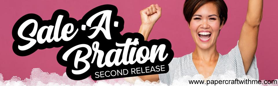 Sale-A-Bration 2020 2nd Release