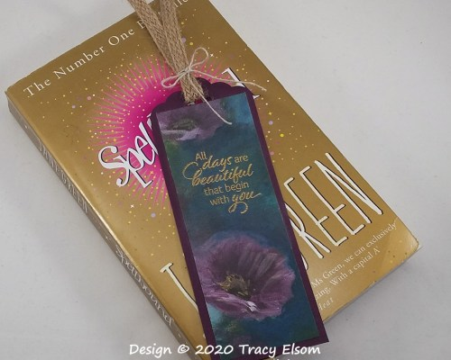 BM294 All Days Are Beautiful Bookmark