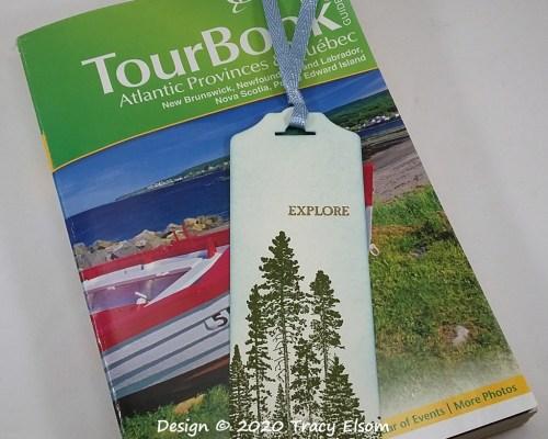 BM299 Explore Bookmark
