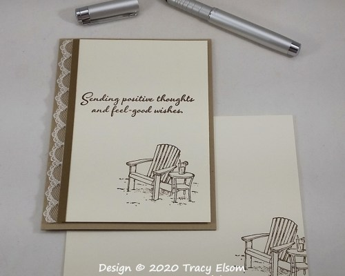 2050 Positive Thoughts Card