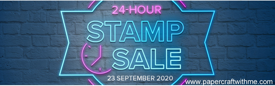 Stamp Sale 23 Sep 2020
