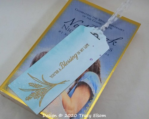 BM317 Wheat Blessing Bookmark