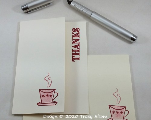 GC218 Coffee & A Giftcard Holder
