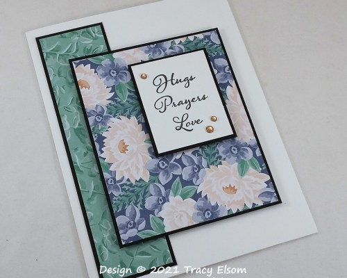 2121 Hugs Prayers Love Card