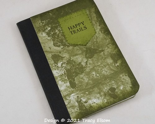P146 Camouflage Notebook