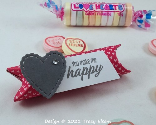 P150 Love Hearts Treats Package