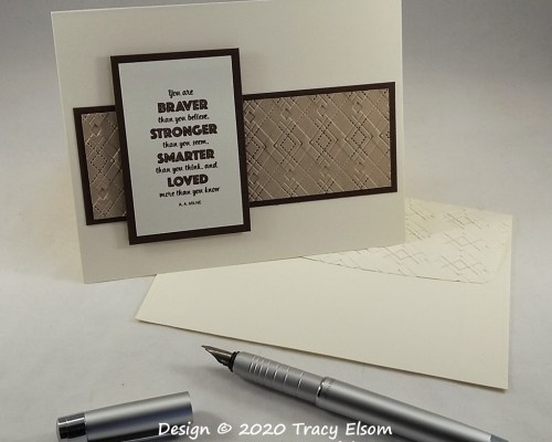 2056 You Are Braver… Card