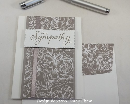 2069 With Sympathy Card