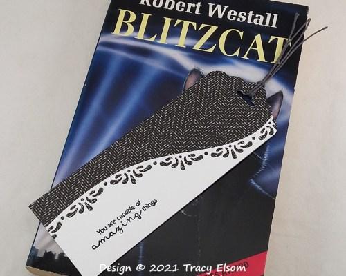 BM333 Amazing Things Curvy Layer Bookmark