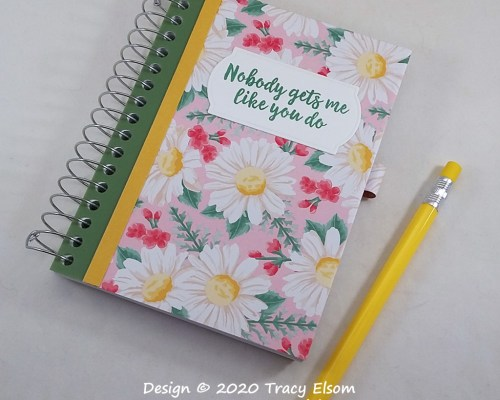 P131 Nobody Gets Me Notebook