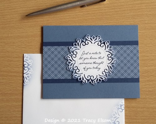 2207 Someone Thought Of You Today Card